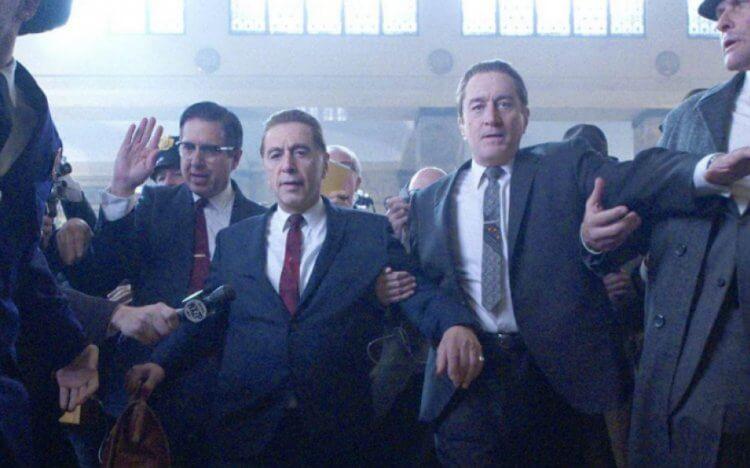 馬丁史柯西斯導演籌備超過十年的美國黑幫史詩電影《愛爾蘭人》。