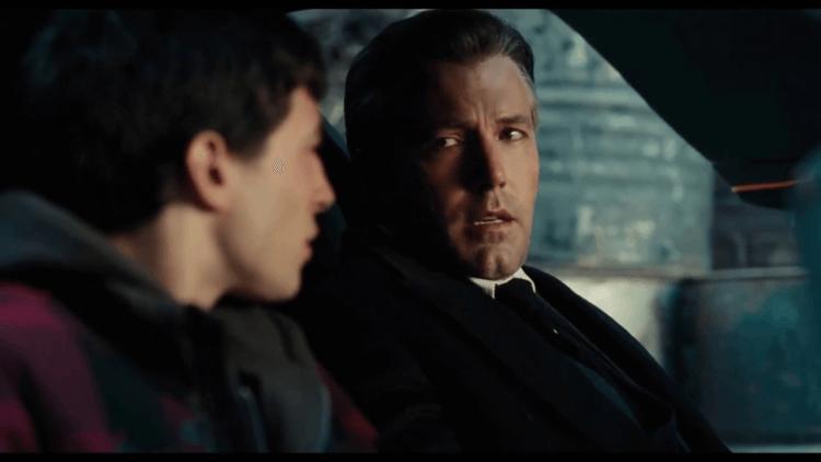蝙蝠俠是 DC 宇宙裡少數沒有超能力的英雄角色,在《正義聯盟》片中也留下經典對話。