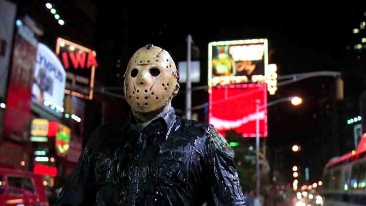 《13號星期五8:傑森入侵曼哈頓》劇照。