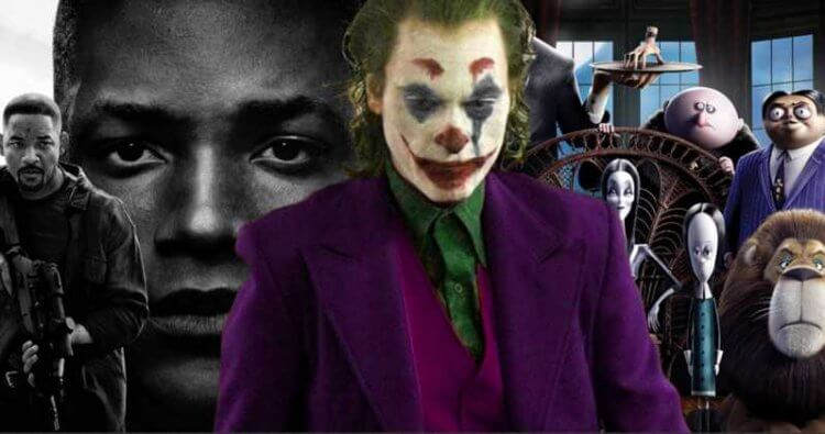 《小丑》蟬聯兩週北美票房冠軍,在第二週甚至超越當週上映的《雙子殺手》、《阿達一族》等電影。