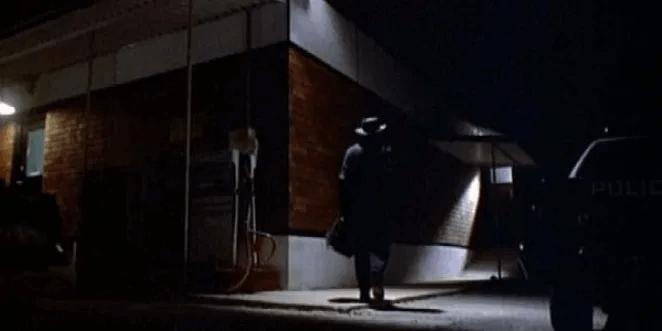 《月光光心慌慌 5:復仇夜》中出現的神秘黑衣男子。