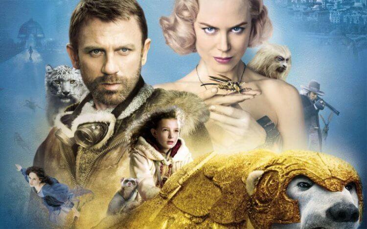 《黃金羅盤》(The Golden Compass)