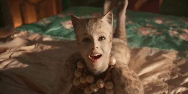 湯姆霍伯《貓》票房不佳,評價也不甚理想。