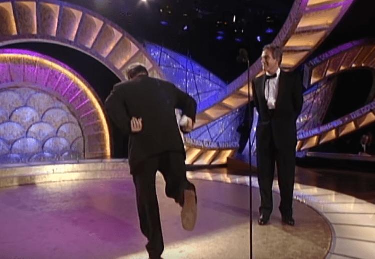 傑克尼克遜獲得金球獎終身成就獎時的發言,將他的玩咖本色展露無遺。