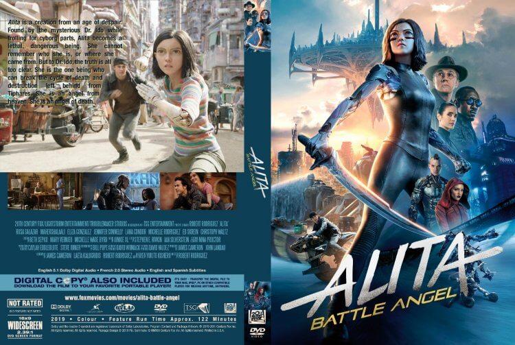 買《艾莉塔:戰鬥天使》藍光碟即是唯一有實質效果的支持,不買嗎?