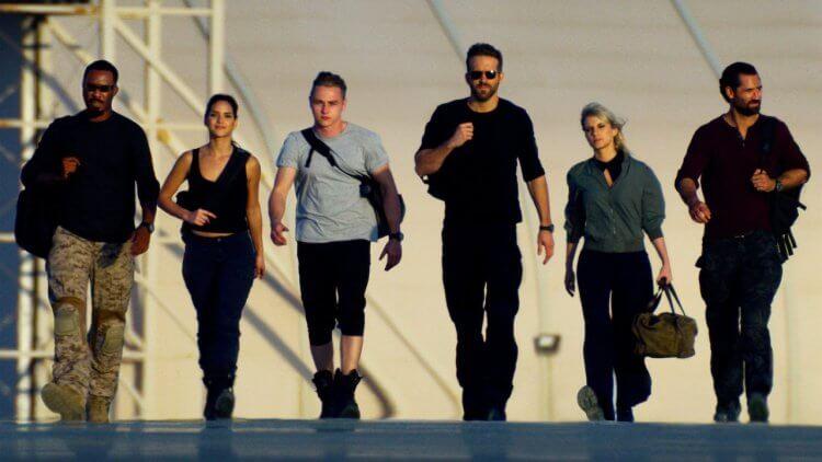 《鬼影特攻:以暴制暴》卡司包含梅蘭妮洛宏 (Mélanie Laurent)、班哈迪 (Ben Hardy) 等。