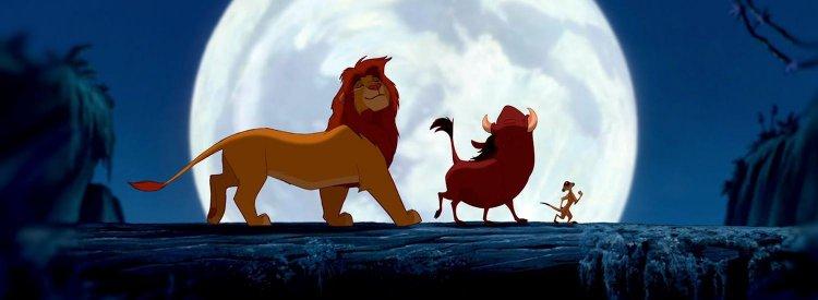 《獅子王》1994年動畫