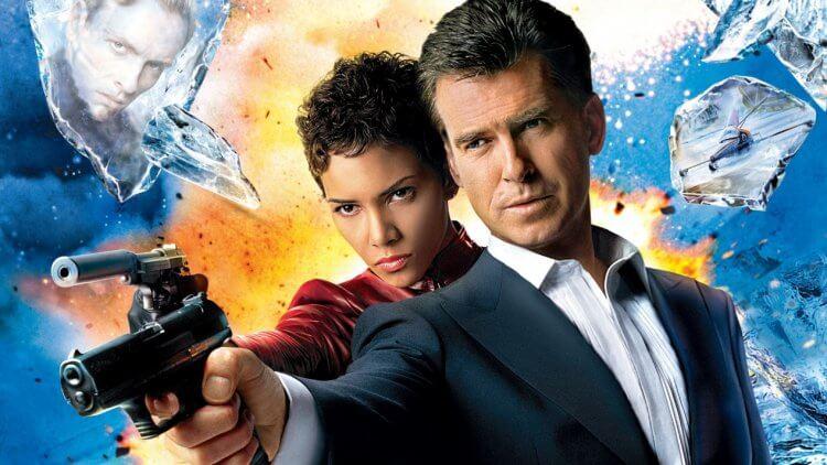《007:誰與爭鋒》劇照。