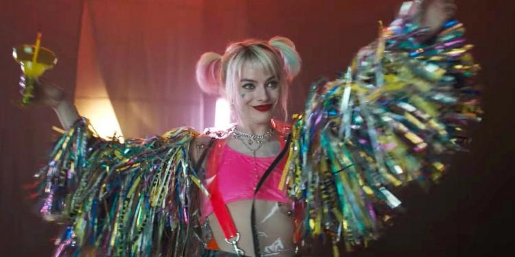 主演《猛禽小隊:小丑女大解放》哈莉奎茵的瑪格羅比。