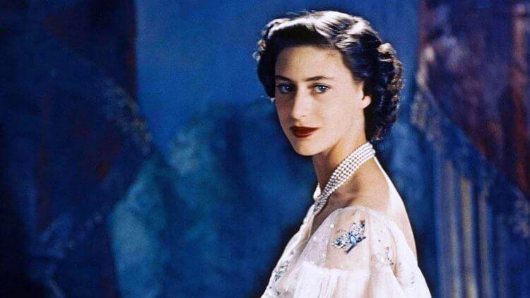 瑪格麗特公主的肖像。