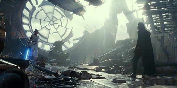 《星際大戰》系列的反派白卜庭在《STAR WARS : 天行者的崛起》中回歸。