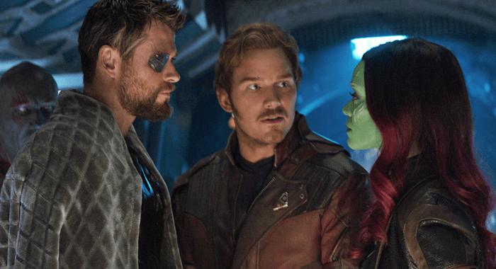 「星爵」克里斯普瑞特等來自《星際異攻隊》的演員卡司也將於《雷神索爾 4》登場。