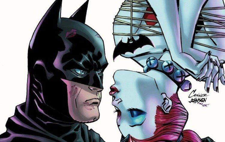 在漫畫中,蝙蝠俠相信他能喚醒哈莉奎茵正常的一面,協助他阻止小丑。