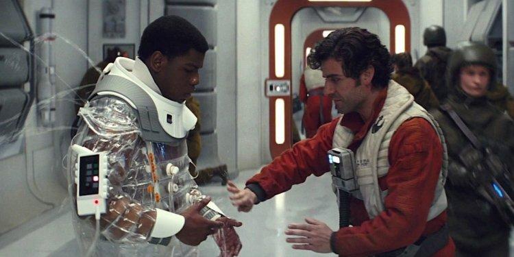 飾演波的影星奧斯卡伊薩克 (Oscar Isaac) 認為,星戰系列還有許多值得被探討的故事,包括波與芬恩的感情:該是有機會從朋友變成戀人了。