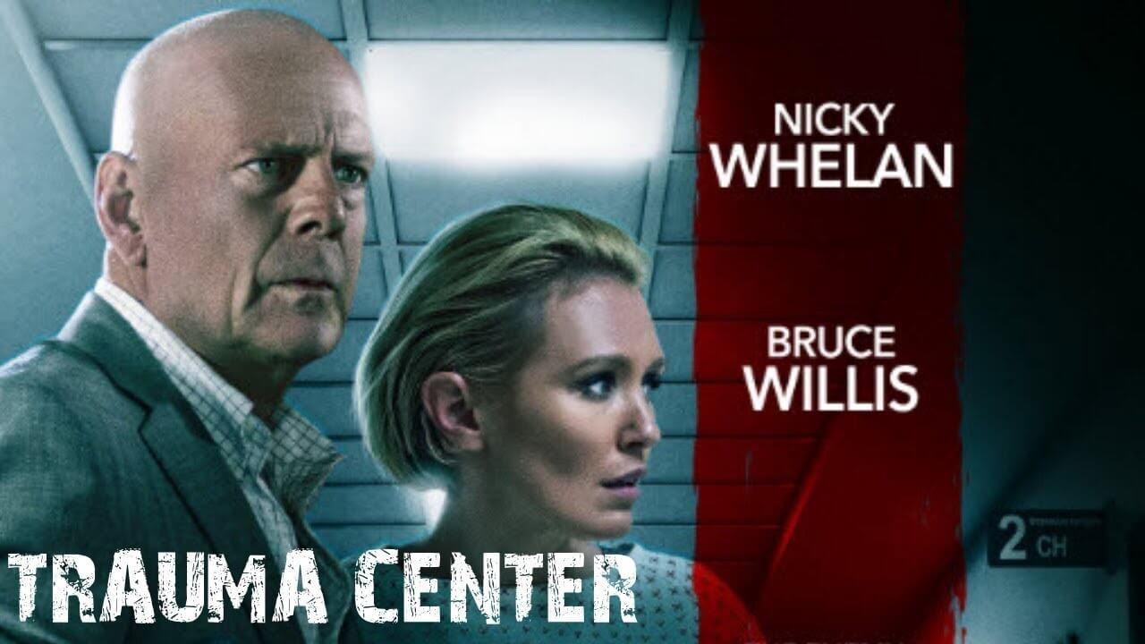 布魯斯威利演出電影《終極獵殺令》。