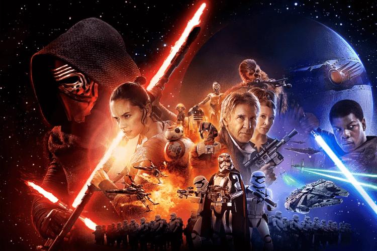 喬治盧卡斯對迪士尼推出的《STAR WARS : 原力覺醒》(Star Wars: The Force Awakens) 感到不滿。