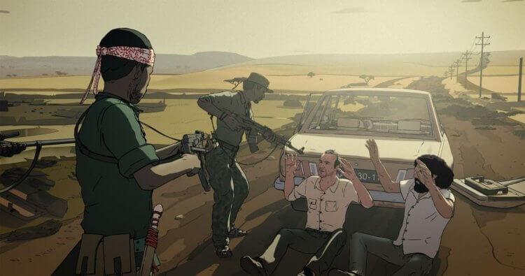《革命前夕的日常風景》結合了動畫與紀錄片形式,並穿插今昔實拍影像,敘述出 1975 年剛擺脫殖民奴役的安哥亞獨立前夕的血腥內戰。