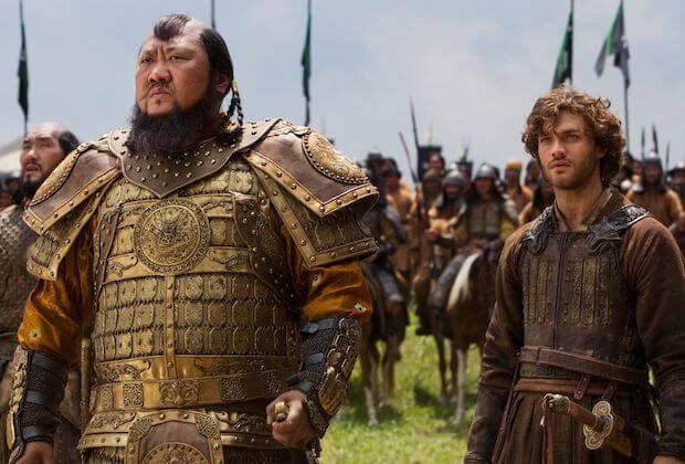 第一季耗資高達 9000 萬美元的《馬可波羅》乏人問津,兩季後遭到停播。