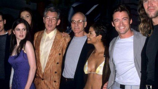 《X戰警》(X-men) 帶動超英漫改電影風潮。