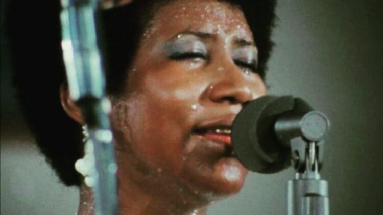 艾瑞莎法蘭克林是首位進入搖滾名人堂的女性藝人,被人稱作靈魂樂皇后。