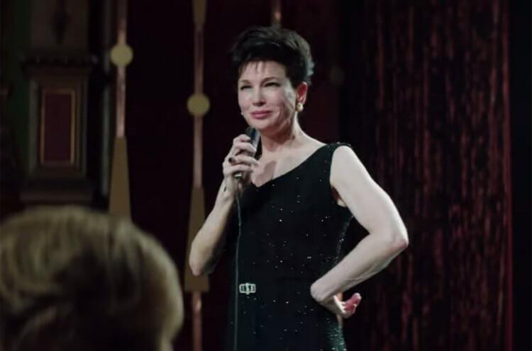 芮妮齊薇格主演的《茱蒂》聚焦在茱蒂嘉蘭生前的最後一年。