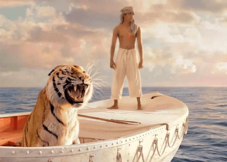 影迷對於李安導演 2012 年電影《少年 Pi 的奇幻漂流》(Life of Pi) 中呈現的奇幻場景以及透過畫面呈現的故事讚譽有加。
