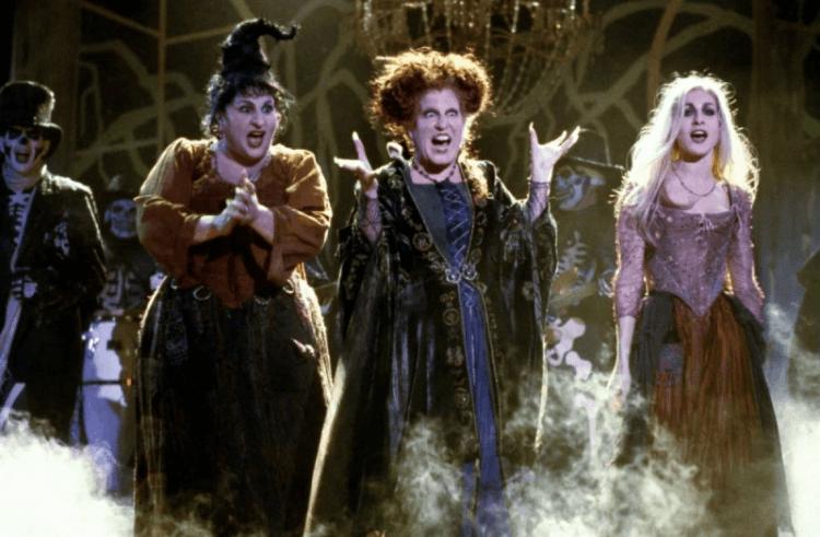 《女巫也瘋狂》(Hocus Pocus)