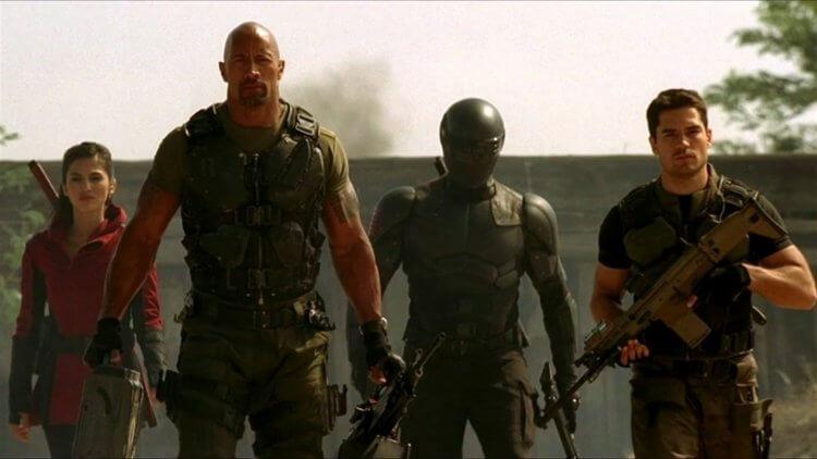 《特種部隊 2:正面對決》劇照。