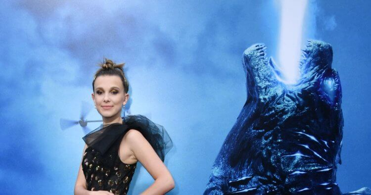 米莉芭比布朗因演出《怪奇物語》而成為目前好萊塢炙手可熱的童星之一。
