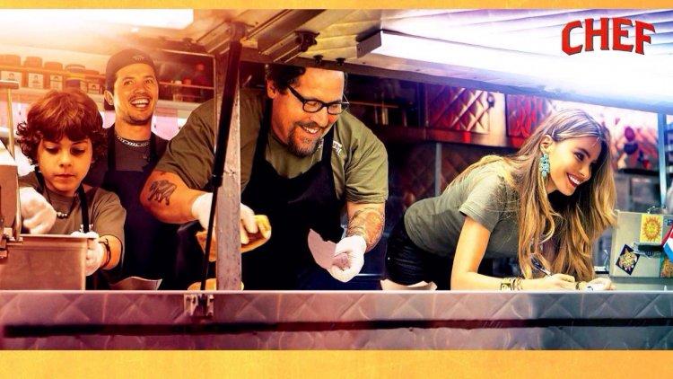 強法夫洛導演作品,微冒險的美食電影《五星主廚快餐車》。