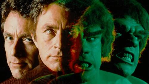 1978 年的電視劇《無敵浩克》(The Incredible Hulk),由比爾比斯比飾演布魯斯班納,而路法瑞諾飾演變身後的浩克。