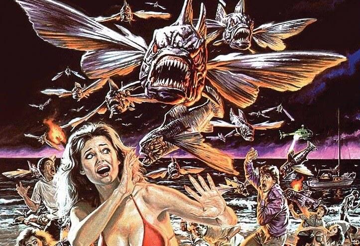 一位默默無聞的美術設計,成為賣座恐怖片續集《食人魚2》導演,也開啟了詹姆斯卡麥隆的導演人生。