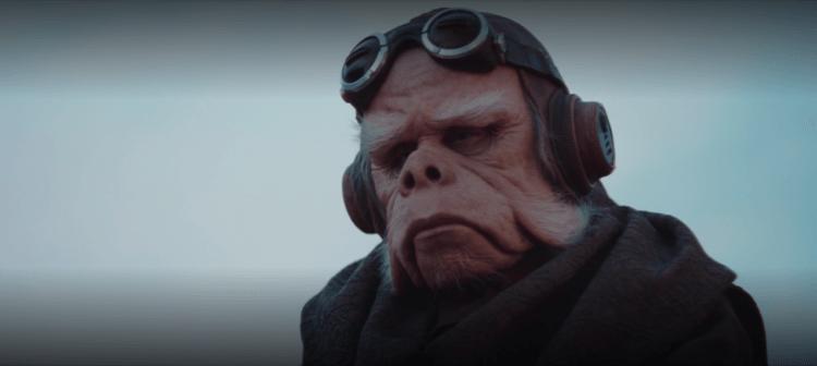 《曼達洛人》尼克諾特飾演的奎伊爾是格腦特人,這個種族最早出現在《星際大戰五部曲:帝國大反擊》。