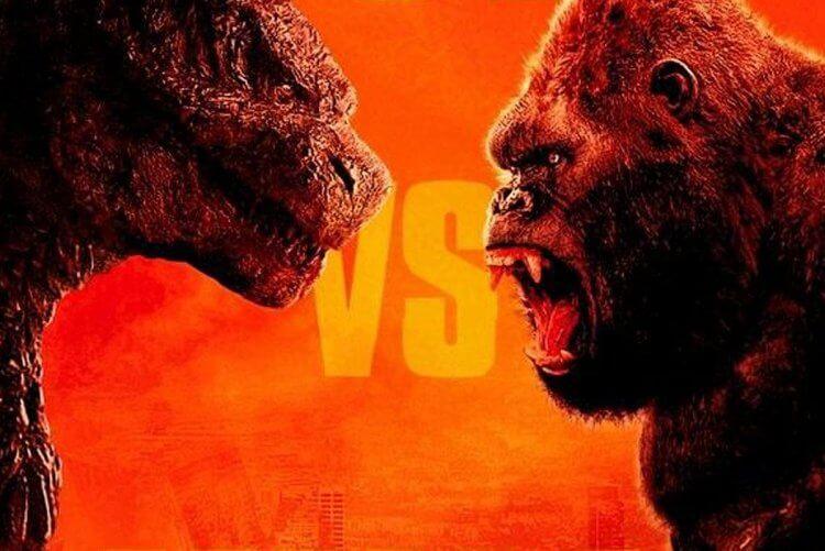 《哥吉拉對金剛》(Godzilla Vs. Kong)