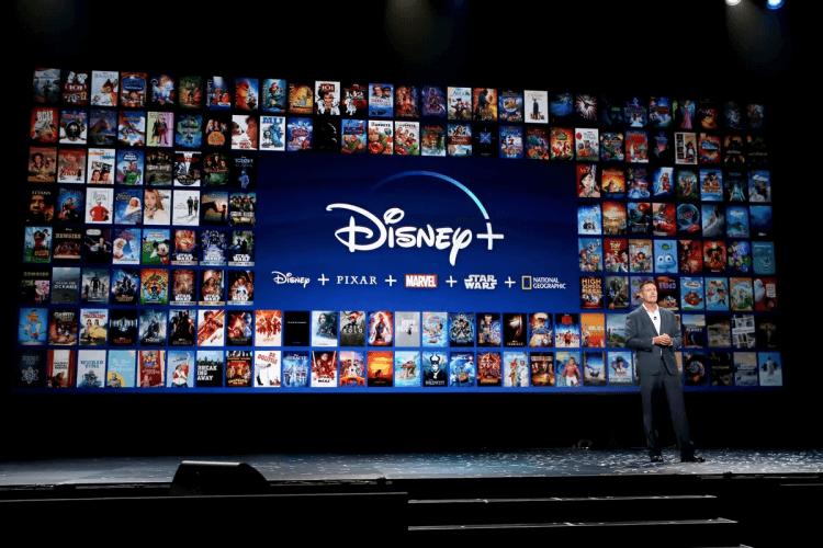 2019 年迪士尼影業的電影票房突破 100 億美元大關,自家的影音串流平台也順利上線。