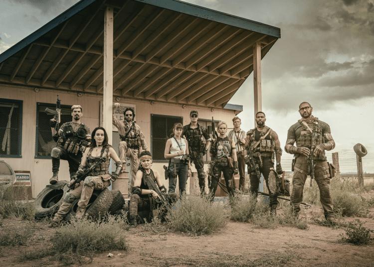 曾執導活屍片《活人生吃》的查克史奈德將回歸老本行,將在 Netflix 上推出《活屍大軍》。
