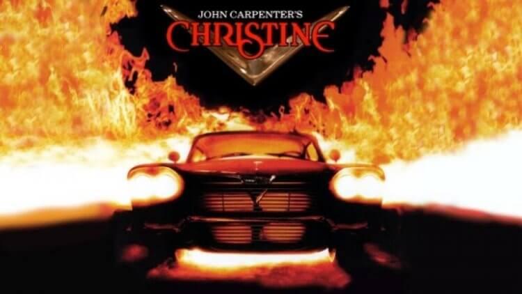 《克莉絲汀魅力》同樣改編自史蒂芬金著作
