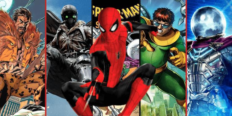 《蜘蛛人》加入漫威宇宙後,網友預測新的《邪惡六人組》。