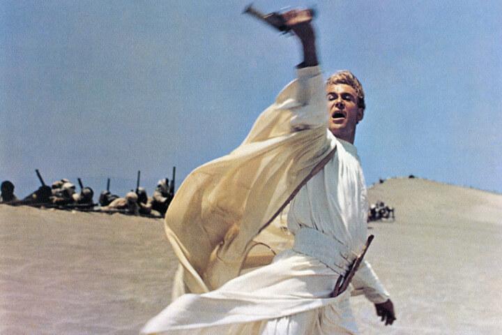 馬修范恩鍾情大衛連的《阿拉伯的勞倫斯》,並在《金牌特務:金士曼起源》有許多致敬畫面。