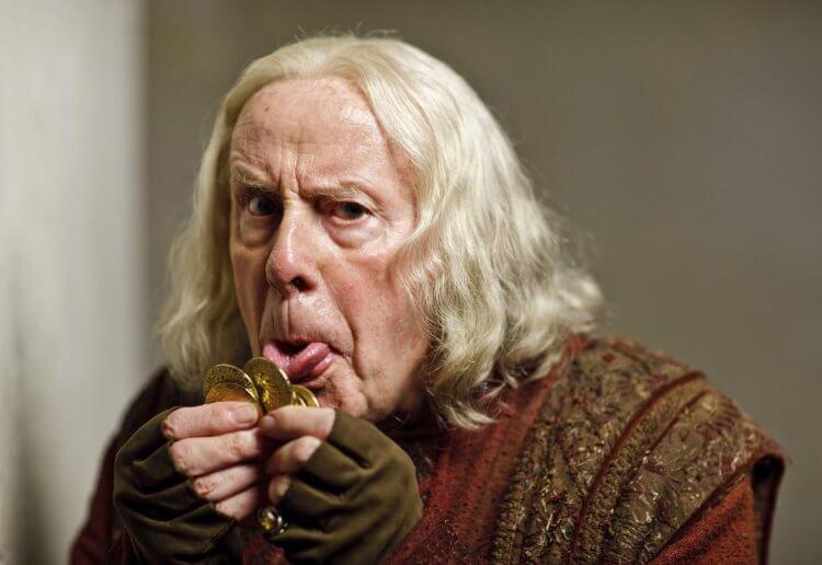 不只《哈利波特》,英國影集《少年魔法師 梅林》裡也有一集以愛錢的地精哥布林為主題。