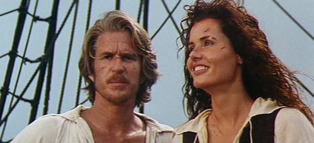 1995 年電影《割喉島》是卡洛可影業收山前最後一部發行的作品。