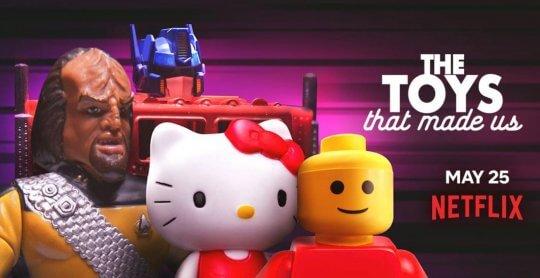 Netflix 原創紀錄片影集《玩具的故事:我們的童年》第二季。
