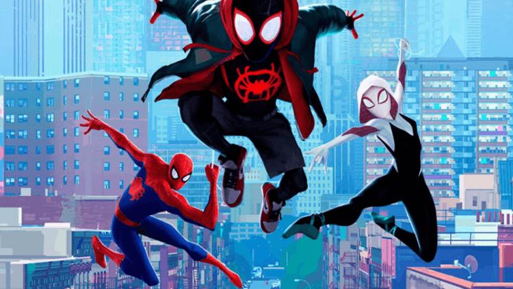 奧斯卡最佳動畫電影《蜘蛛人:新宇宙》。