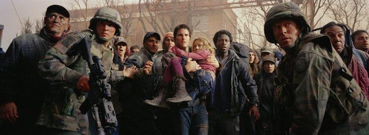 2005 年史蒂芬史匹柏導演,並由湯姆克魯斯主演的《世界大戰》,普遍獲得好評。
