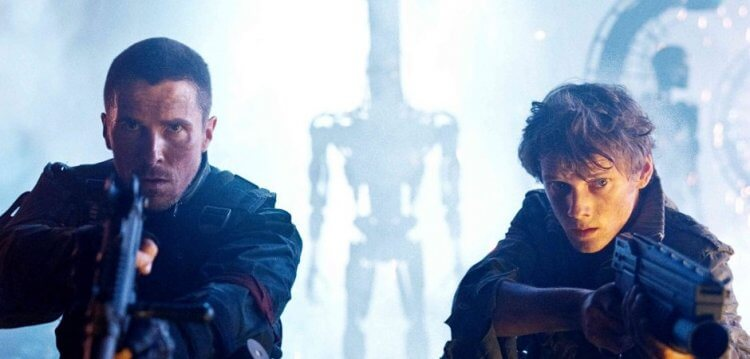 《魔鬼終結者:未來救贖》(Terminator Salvation,簡稱 T4)