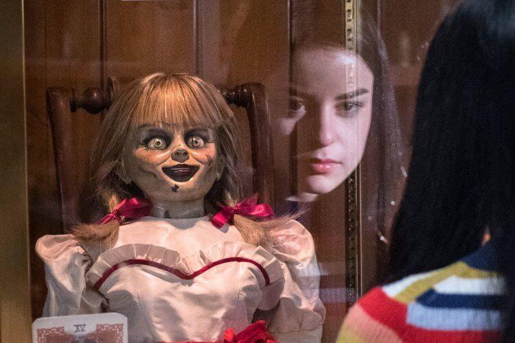 《安娜貝爾回家嘍》劇照。