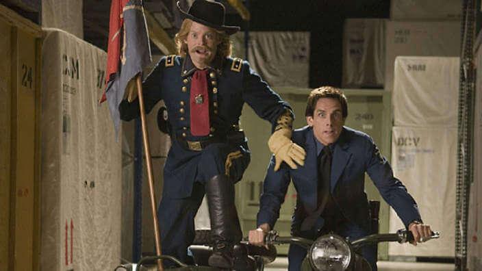 執導《博物館夜驚魂》系列前兩集的薛恩李維表示希望這個系列還能夠繼續發展下去。