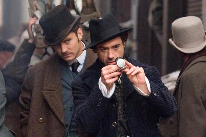 《福爾摩斯》電影中,小勞勃道尼的演技深受肯定,網友更評價沒有他,該片不會如此精采。