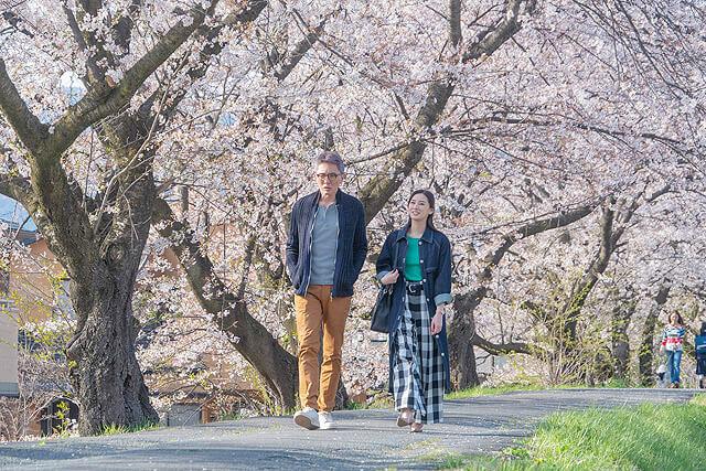 以作家疋田兒雄真實經歷改編的電影《添好孕》請來松重豐與北川景子主演。