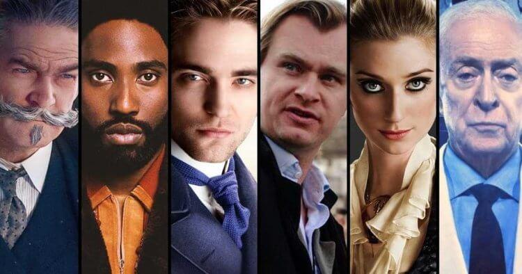 克里斯多福諾蘭的新作《信條》將在明年上映,由羅伯派汀森、約翰大衛華盛頓、伊莉莎白戴比基等人出演。